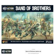 "Bolt Action ed. 2 - ""Band of Brothers"" Starter Set + box piechoty GRATIS"