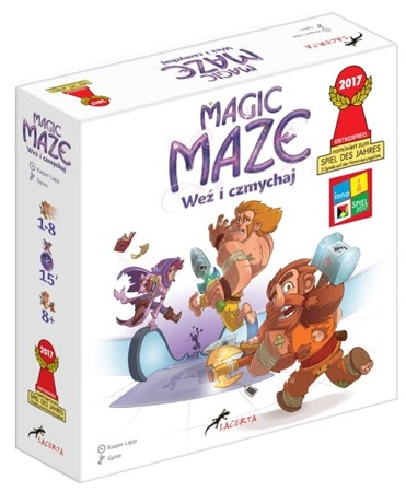 Magic Maze- weź i czmychaj