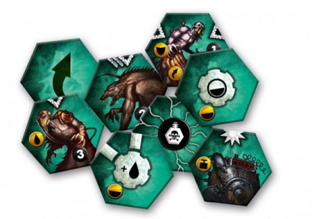 Neuroshima Hex 3.0: Sharrash