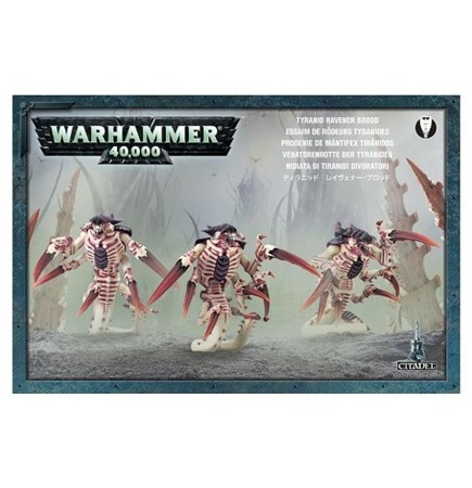Tyranid Ravener Brood