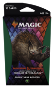 Adventure in the Forgotten Realms - Green Theme Booster