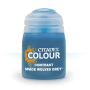 Space Wolves Grey