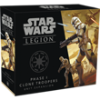Star Wars Legion: Phase I Clone Troopers Unit Expansion