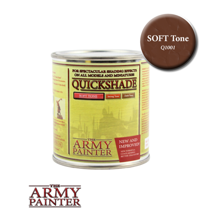 Army Painter Quickshade Soft Tone