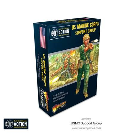 Bolt Action - US Marine support group