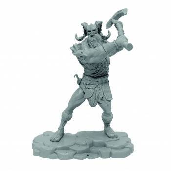 D&D Icewind Dale - Rime of the Frostmaiden - Frost Giant Ravager