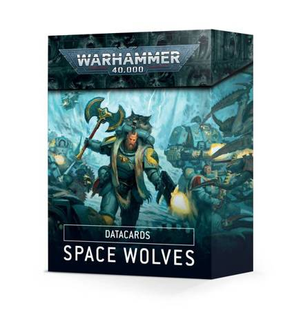 Datacards - Space Wolves (ENG)