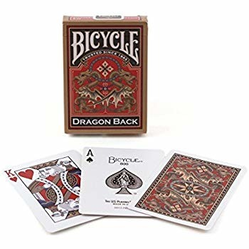 Karty Bicycle - Dragon Back Gold