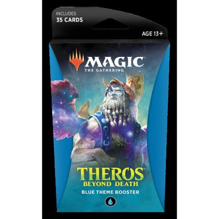 MtG - Theros Beyond Death Theme Booster - Blue