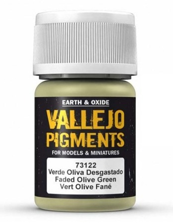 Pigment Faded Olive Green