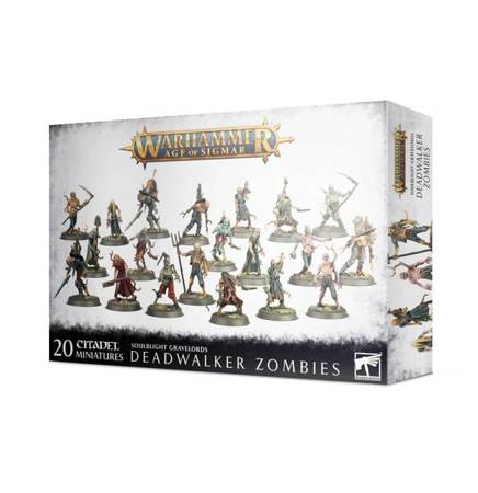 Deadwalkers Zombies